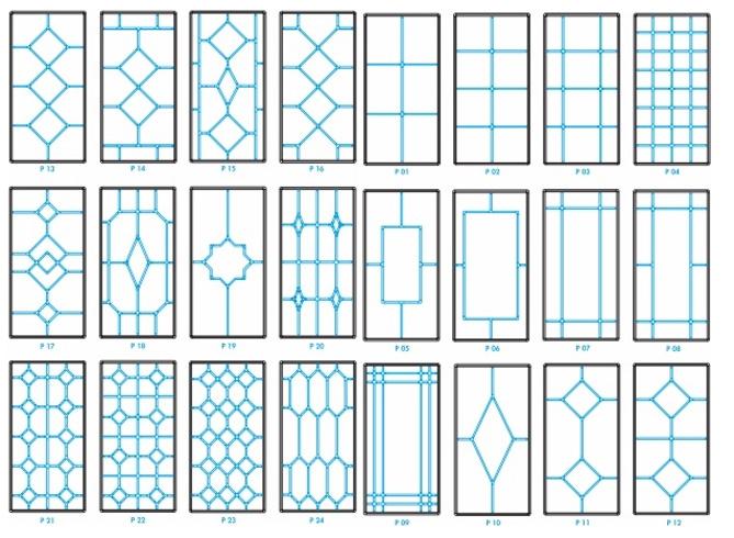 Как сделать стеклопакет с раскладкой