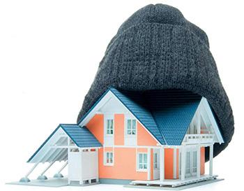 тёплый дом